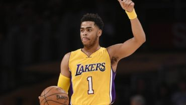 D'Angelo Russell Net worth