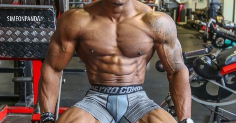 Simeon Panda Net Worth