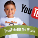 EvanTubeHD net worth